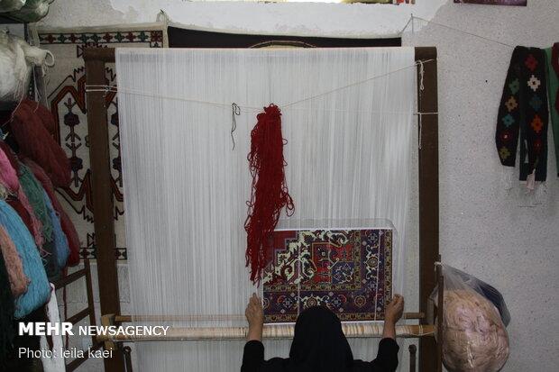کسادی بازار فروش صنایع دستی ایلام