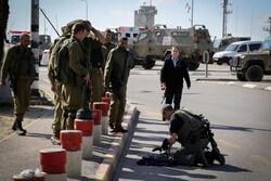 یک فلسطینی در کرانه باختری به شهادت رسید