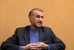 امير عبداللهيان: لا مكان للكيان الإسرائيلي في مستقبل المنطقة