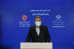 Iran to produce 7mn doses of COVID-19 vaccine as of Oct.-Nov.