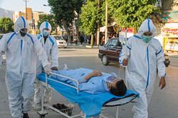 بستری ۲۹۶ بیمار مبتلا به کرونا طی یک روز در فارس