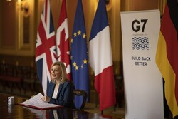 نشست جی ۷ و سایه سنگین مباحث روسیه بر گفتگوهای وزیران خارجه کشورهای صنعتی