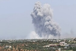 Terrible explosion hit NW Syria, several people killed