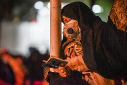 برگزاری مراسم شب قدر در هیئت دانشجویی پیام نور بجنورد