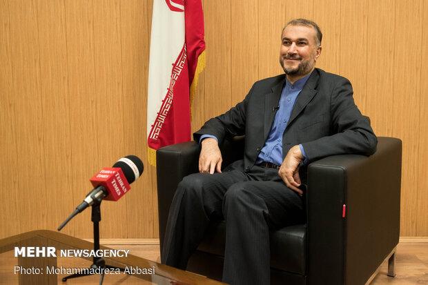 We pursue constructive, smart diplomacy: Amir-Abollahian