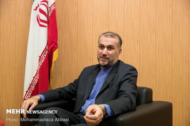 İranlı yetkili işgal altındaki topraklarda yaşananları değerlendirdi