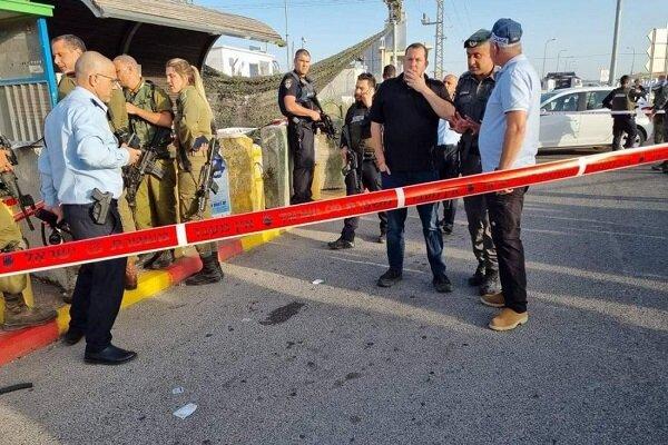 عملیات شهادت طلبانه نابلس واکنش به حملات شهرک نشینان است