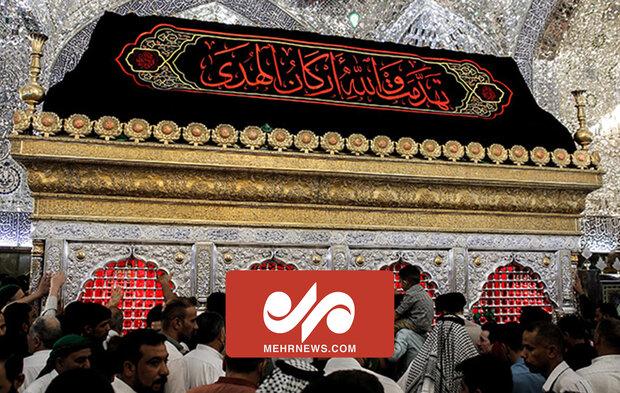 حیدر حیدر با نوای محمود کریمی