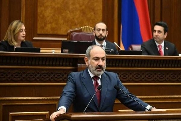Armenian parliament votes down Pashinyan as new PM
