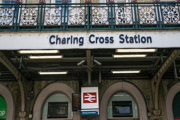 یک ایستگاه مترو در لندن تخلیه شد