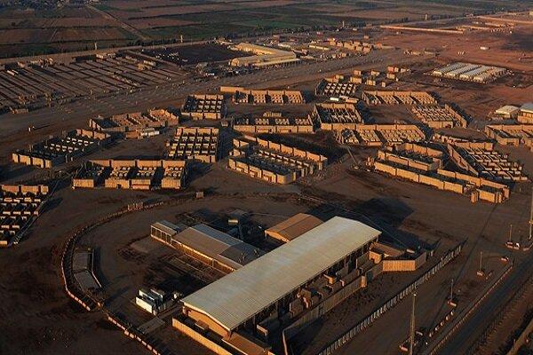 صواريخ كاتيوشا تُمطِر قاعدة بلد الجوية في العراق