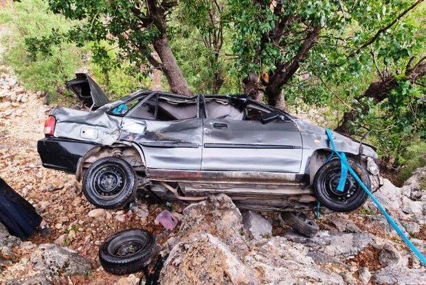 ۲ کشته و ۳ مصدوم حاصل سوانح رانندگی در ایذه