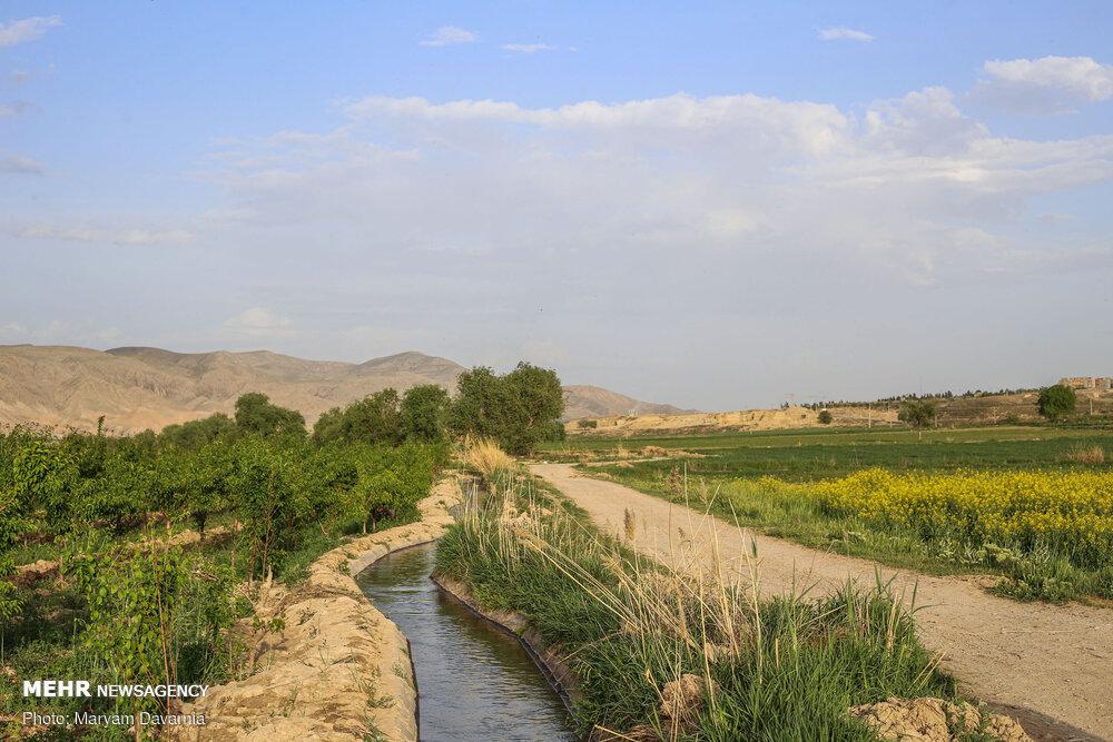 Kuzey Horasan eyaleti; bin pınar diyarı
