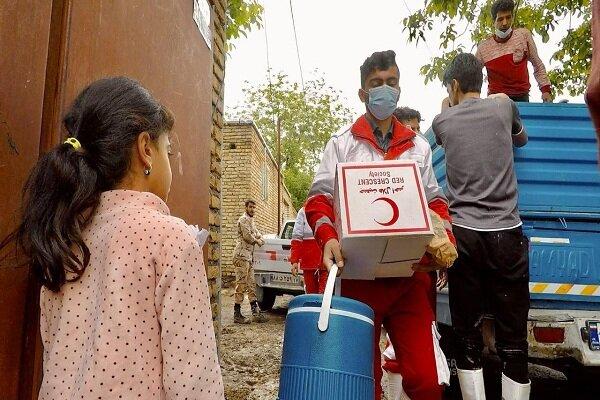 ۲۴ تیم عملیاتی به سیلزدگان استان سمنان امداد رسانی کردند