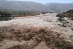 وقوع سیلاب در زرین دشت