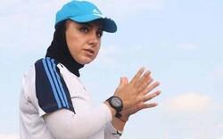 Maryam Irandoost takes charge of Iran's women's football team