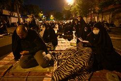 ہمدان میں مؤمنین نے دوسری شب قدر عقیدت اور احترام کے ساتھ منائی