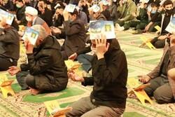 جامه سیاه قدر بر تن بیرجند/ شهر غرق در عزای امام علی(ع) شد