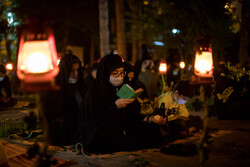 Tahran'da Kadir Gecesi dualarla idrak edildi
