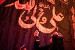بہشت زہرا (س) میں رمضان المبارک کی دوسری شب قدر میں مؤمنین کی دعا و مناجات