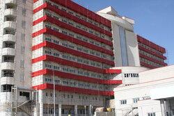حال و روز بیمارستان ۳۷۶ تختخوابی شهر ایلام بعد از ۱۲ سال
