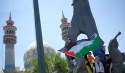 مندوبون عن دول جبهة المقاومة يحيون يوم القدس في طهران