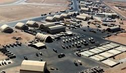 تعرض قاعدة عين الاسد الجوية لهجوم بثلاثة صواريخ كاتيوشا
