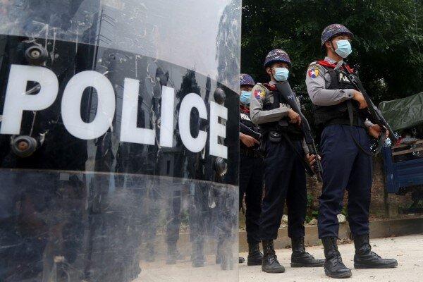 میانمار میں  بم دھماکے میں 3 پولیس افسران سمیت 5 افراد ہلاک