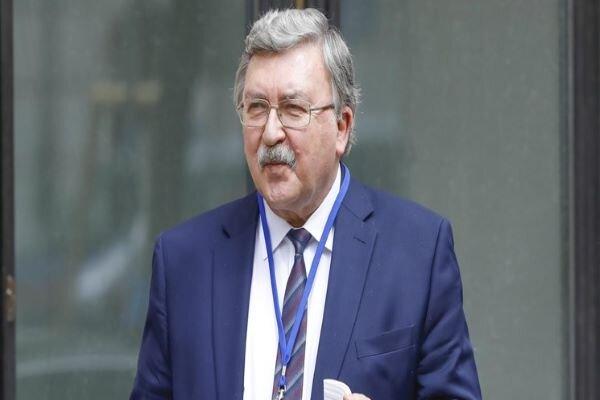 Vienna talks making progress: Ulyanov