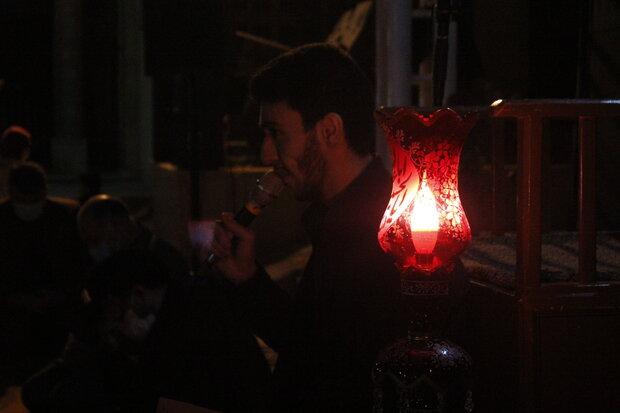 مراسم احیا شب ۲۱ رمضان در سنندج