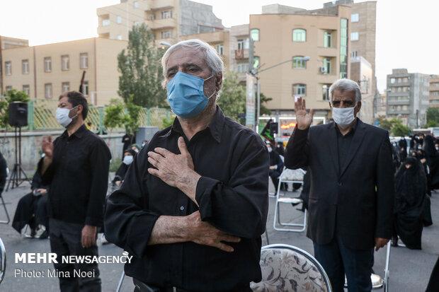 People of Tabriz mourn martyrdom anniversary of Imam Ali
