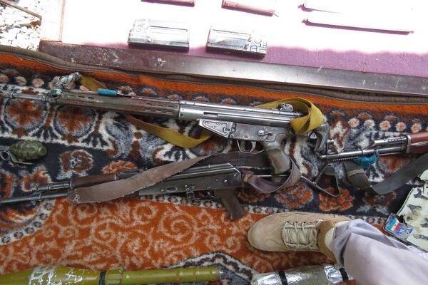 یک تیم اشرار مسلح در سیستان و بلوچستان متلاشی شد