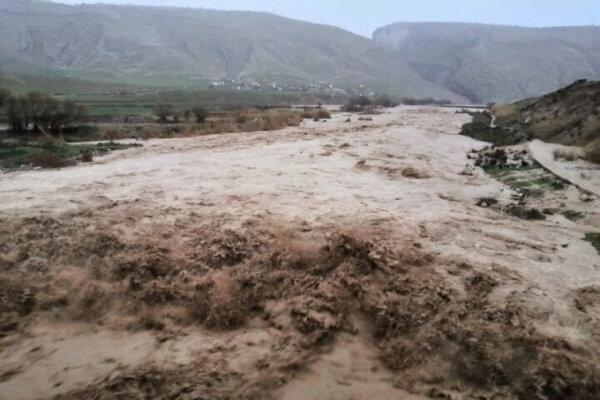 سیلاب به زیرساختهای روستایی دامغان آسیب زد/ برآورد خسارت بهزودی