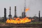 تروریستهای داعش ۲ چاه نفتی عراق را منفجر کردند