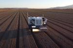 ربات کشاورز با لیزر علفهای هرز را جدا می کند