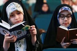 یکصد دانش آموز مدارس صدرا حافظ کل قرآن هستند