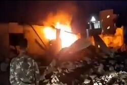 الدفاع الجوي السوري يتصدى لعدوان الكيان الصهيوني في اللاذقية