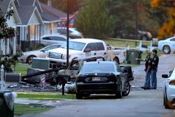 Aircraft crashes into home in Mississippi, 4 dead