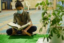 ختم قرآن در بستر اپلیکیشن «حب المتین»