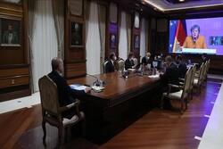 اردوغان و مرکل درباره لیبی و یونان رایزنی کردند