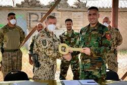 ارتش افغانستان یک پایگاه نظامی را از نیروهای آلمانی تحویل گرفت/ کابل: خودمان از کشورمان دفاع میکنیم