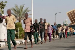 آزادی حدود ۷۰ دانش آموز ربوده شده از چنگ آدم ربایان در نیجریه