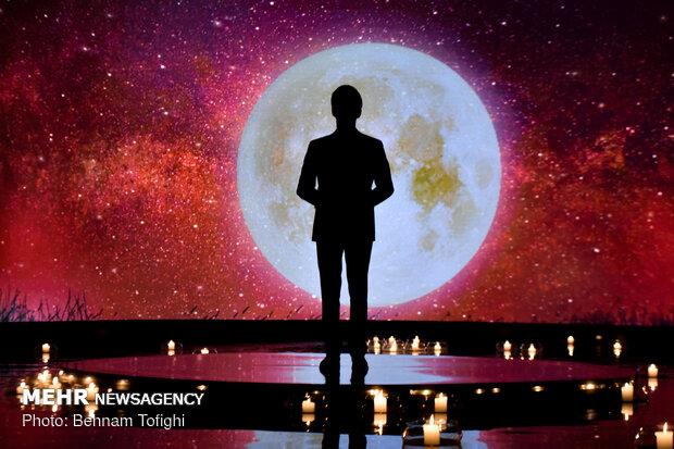 """پشت صحنه برنامه سحرگاهی """"ماه من"""""""