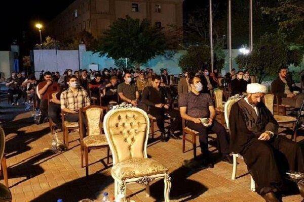 Nahçıvan'da Hz. Ali'nin (a.s) Şehadeti'ni Anma Töreni düzenlendi