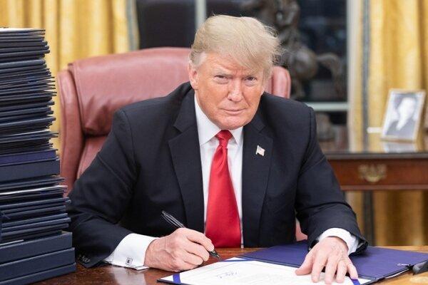 Ex-US Pres. Trump launched new 'communications' platform