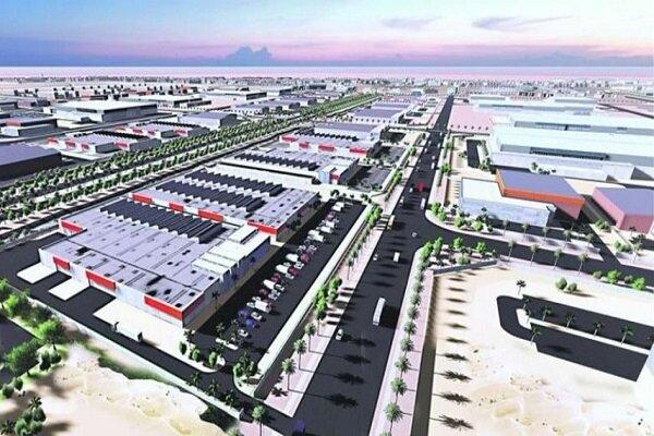 انشاء اول مدينة صناعية واكبر معمل للحديد في البصرة