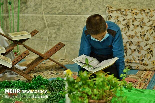 محفل انس با قرآن در حرم عبدالعظیم حسنی(ع) برگزار می شود