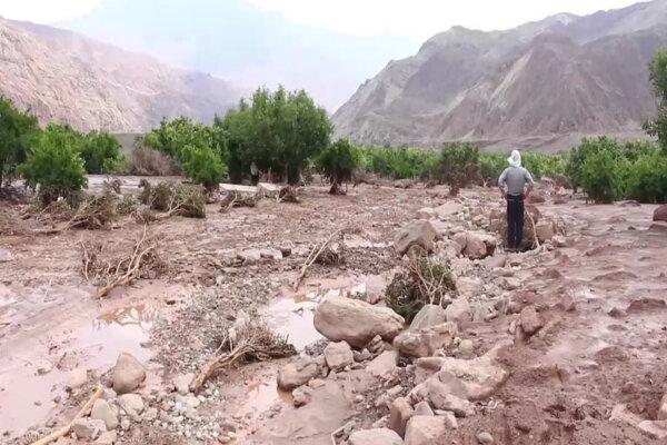 ️بارش های موسمی و سیلاب در ۳ استان/ یک نفر جان باخت