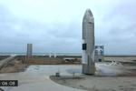 فضاپیمای استارشیپ سرانجام با موفقیت پرواز کرد