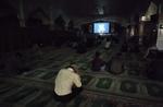 مراسم احیاء شب بیست و سوم ماه رمضان در لامرد